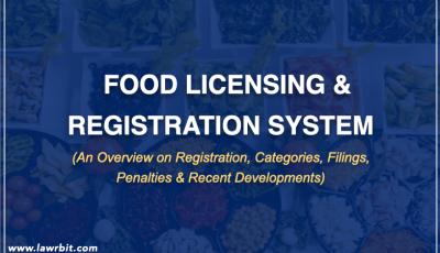 Food Licensing & Registration System