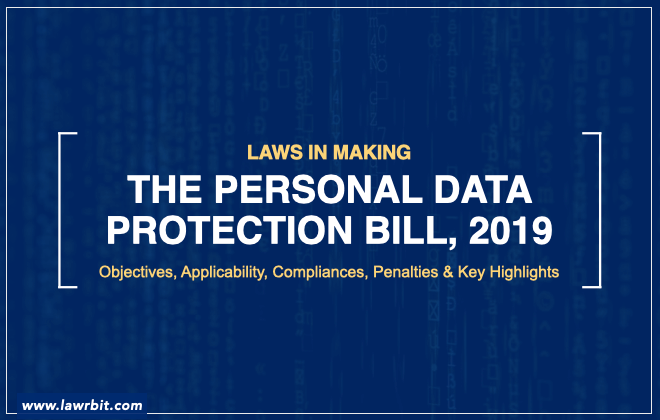 Synopsis: The Personal Data Protection Bill, 2019